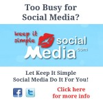 Let Keep It Simple Social Media Do It For You!