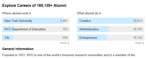 New York University on LinkedIn