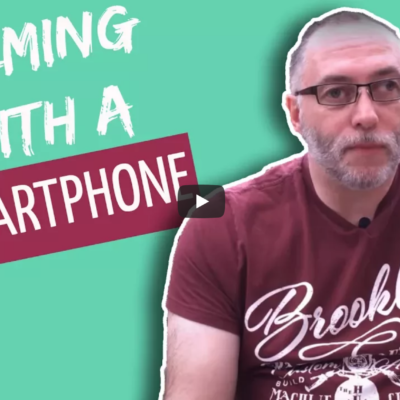 Social Chats Episode 19 ~ How to Shoot Video from Your Smartphone ~ with Mark Orr ~ Pocket Video School 🎥